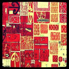 My painting . Atelier D Art, Jr Art, Maori Art, Kiwiana, Getting Things Done, Cool Art, Quilts, Grid, Artworks