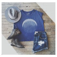 Hipster Fashion, Teen Fashion, Fashion Beauty, Fashion Outfits, Womens Fashion, Summer Outfits, Casual Outfits, Cute Outfits, Thunder Moon
