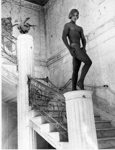 Bruce Weber pour Versace 1994 Villa Lysis