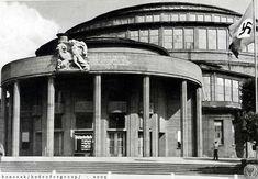 World War Two, Pergola, Park, Architecture, Building, Travel, Cityscapes, German Language, Sports Party