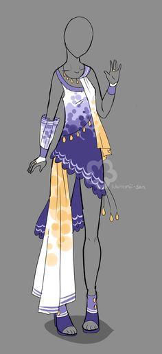 Dress Auction #5  closed by Nahemii-san.deviantart.com on @deviantART