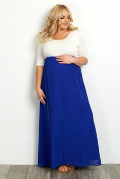 super cute maven mint ombre maxi dress from heritwine maternity