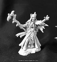 Dark Heaven Legends > Lich - Reaper Miniatures