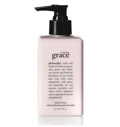 amazing grace | perfumed hand lotion | philosophy amazing grace