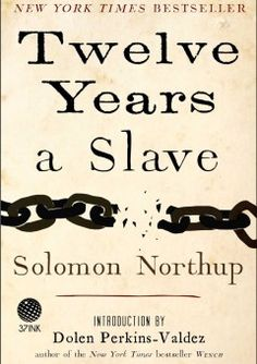 '12 Years a Slave' Book and Film to be Taught in High Schools