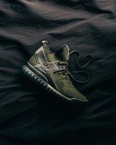 """adidas Tubular X Primeknit """"Night Cargo"""""""