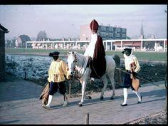 Sinterklaas in Kerschoten 1960 (regio Apeldoorn)