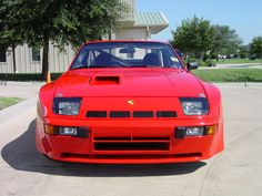924 GTS grille and lights
