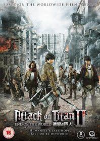 MoviePixHD: Attack on Titan 2 (2015) Watch Online Full Movie Dual Audio Hindi English BluRay HD 720p, 480p