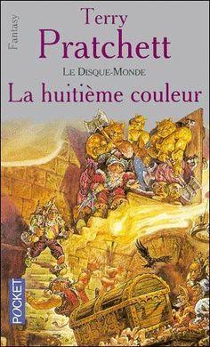 La Huitième Couleur (The Colour of Magic) - TerryPratchett