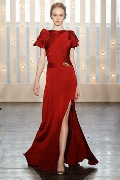 New York Fashion Week favorites Fall Winter 2014 - Parte 3  Jenny Packham New York Fall Winter