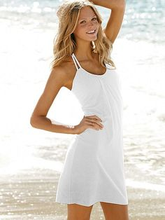 Wish I had one in every color!   Double-strapBra Top Dress #VictoriasSecret http://www.victoriassecret.com/clothing/spring-dresses/double-strap-bra-top-dress?ProductID=100269=OLS?cm_mmc=pinterest-_-product-_-x-_-x