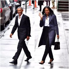 The Obamas Were Looking SHARP At Their Power Lunch With Bono | The Huffington Post