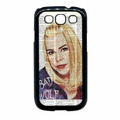 Rose Tyler Samsung Galaxy S3 Case