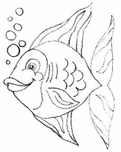 Fish Coloring Pages Picture Page Wallpaper HD