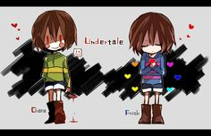 Undertale Log !! [32]