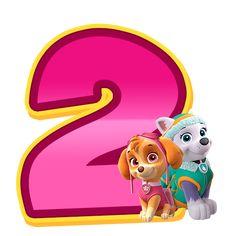 Paw Patrol Abc en Rosa con Skye y Everest. Paw Patrol Birthday Theme, Paw Patrol Party, Candyland, Everest Paw Patrol, Frozen Bebe, Betty Boop, Cumple Paw Patrol, Piglet, Girl Birthday