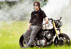 Norman Reedus hello there