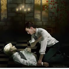 Even fight (is that it?!) looks hot, wait what am I talking about EVERYTHING WITH DRARRY LOOKS HOT
