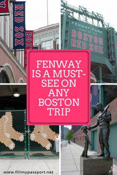 Fenway Is a Must-See