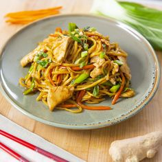 Get Lo Mein Noodles Recipe from Food Network Wonton Noodle Soup, Wonton Noodles, Raman Noodles, Chef Jet Tila, Yaki Soba, Lo Mein Noodles, Asian Recipes, Ethnic Recipes, Entree Recipes