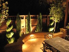 LED landscape lighting kits - keeping the best landscaping design for your own personal property place after that will probably be top notch Modern Landscaping, Outdoor Landscaping, Pergola Patio, Garden Gazebo, Landscaping Ideas, Wooden Pergola, Inexpensive Landscaping, Flagstone Patio, Diy Patio