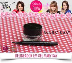 Maquiagem Mary Kay As meninas do Blog Coisas de Diva atacam novamente! A Marina Fabri testou o Delineador em Gel da Mary Kay e aparentemente ficou feliz com o resultado. Será???  Conheça os produtos Mary Kay com uma consultora mais perto de você.  #consultorasdobrasil #marykaybrasil #marykay #consultoramarykay #make #makeup #makeuplovers #amomk #mk #marykayatplay