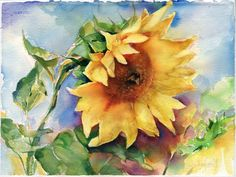 watercolor 48x36 cm Please visit my website : grzegorz-wrobel.com support me on FB : www.facebook.com/pages/Grzegor… Thank You