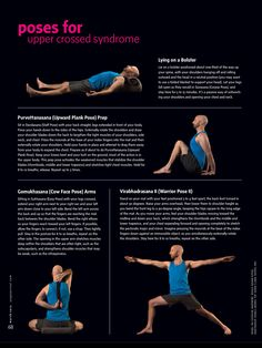 Yoga for upper crossed syndrome
