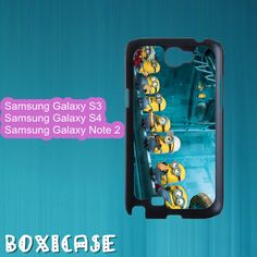 Despicable Me,Minions---Samsung Galaxy S3 Case,Samsung Galaxy S4 Case,Samsung Galaxy Note 2 Case,blackberry z10,blackberry q10,in plastic by Boxicase, $15.95