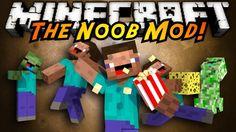 Noob Mod for Minecraft 1.7.10/1.7.2/1.6.4