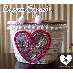 #Capazo Corazón