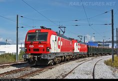 RailPictures.Net Photo: CP 4706+CP 4719 Caminhos de Ferro Portugueses Siemens CP 4700 series at Fundão, Portugal by J.C.POMBO