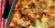 Lasagne on yksi lempiruoistani. Tähän saakka olen tehnyt vain kasvispitoisia lasagneja, ja silloin tällöin joukossa on ollut myös tonni... Egg Recipes, Baking Recipes, Chicken Recipes, Food Porn, Food Hacks, Food Tips, Food Inspiration, Love Food, Food And Drink