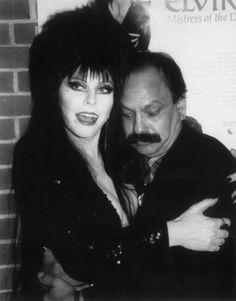 Cheech+Marin+and+Elvira.+fuck yeah!(via+#spinpicks)