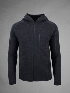 Praetorian Hoodie - Merino Wool - Triple Aught Design