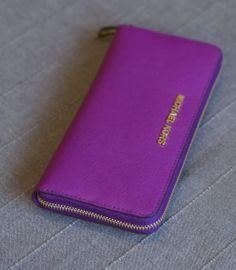 Christmas gifts Michael Kors wallet teandvogue