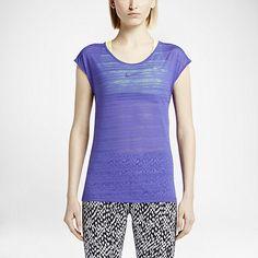 Damska koszulka treningowa Nike Dri-FIT Cool Breeze