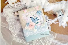 """Блог Scrapberry's: Вдохновение со Scrapberry's - коллекция """"Бабочки"""""""