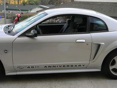2004 Ford Mustang - 40th Anniversary Edition