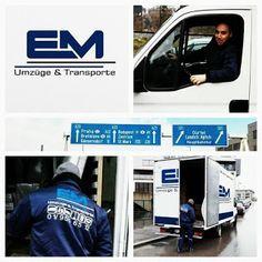 Umzug in Wien EMTRANS GmbH: Billig kann jeder, nehmen Sie lieber Qualität.