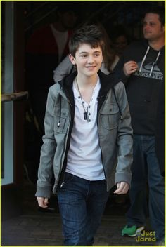 greyson chance | Greyson Chance: Spread The 'Glee' Rumors! - Greyson Chance Photo ...
