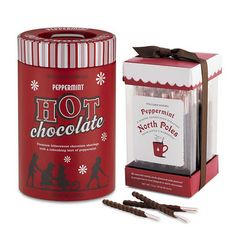 Williams-Sonoma's Peppermint Hot Chocolate