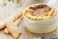 Crema Camenbert Ok Food Decoration, Canapes, Apple Pie, Camembert Cheese, Mashed Potatoes, Macaroni And Cheese, Dips, Deserts, Easy Meals