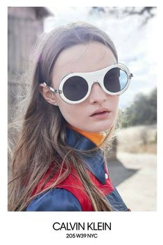 2595803d39 These welding goggle-inspired frames walked the Spring Summer 2018  Runway Sweet Dreams