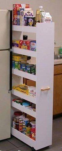 Despensero mueble de cocina organizador melamina despenseros pinterest alacena - Organizador armarios cocina ...