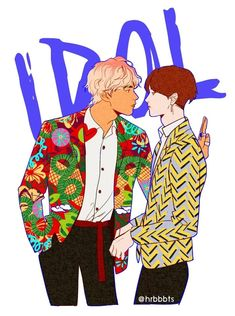 Taekook, Otp, Taehyung, Yoongi, Bts Fans, Bts Photo, Anime Love, Kawaii, Fan Art