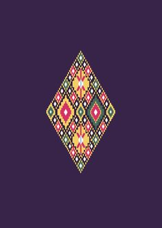 Thai pattern on Behance