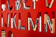60 Creative Bookshelf Ideas « Cuded – Showcase of Art & Design