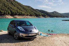 VIDEO – Nissan LEAF : découvrir l'Europe en voiture électrique